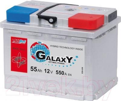 Автомобильный аккумулятор AutoPart GL550 R+ (55 А/ч)