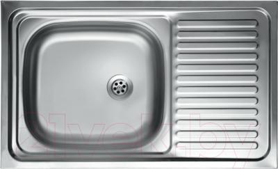 Мойка кухонная КромРус S 416 RUS