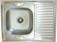 Мойка кухонная КромРус ЕС-220-D -