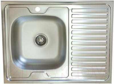 Мойка кухонная КромРус ЕС-220-D