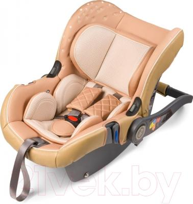 Автокресло Happy Baby Gelios V2 (бежевый)