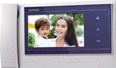 Видеодомофон Commax CDV-70KM (синий)
