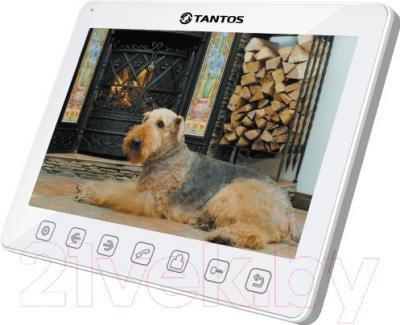 Видеодомофон Tantos Sherlock (белый)