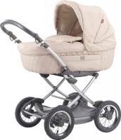 Детская универсальная коляска Happy Baby Charlotte (кремовый) -