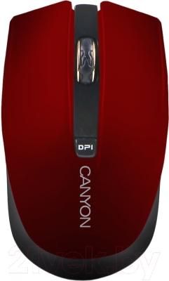 Мышь Canyon CNS-CMSW5R (красный)