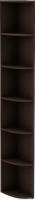 Стеллаж 3Dom СП991л (венге) -
