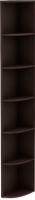 Стеллаж 3Dom СП991п (венге) -