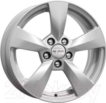 "Литой диск KnK Rapid NH (КС700) 15x6"" 5x100мм DIA 57.1мм ET 38мм Silver / 65638"