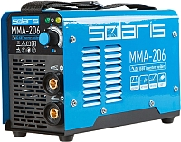 Инвертор сварочный Solaris MMA-206 -