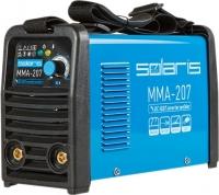 Инвертор сварочный Solaris MMA-207 -