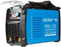 Инвертор сварочный Solaris MMA-208 -