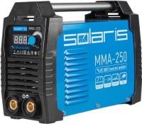Инвертор сварочный Solaris MMA-250 -