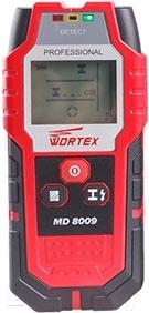 Детектор скрытой проводки Wortex MD 8009 (MD8009000017)