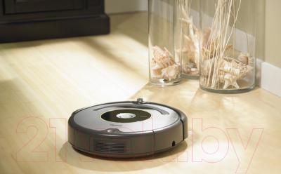 Робот-пылесос iRobot Roomba 616 - в интерьере