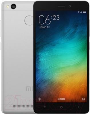 Смартфон Xiaomi Redmi 3S 32GB (серый/черный)