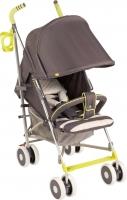 Детская прогулочная коляска Happy Baby Cindy (серый) -