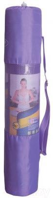 Коврик для йоги Motion Partner MP156 (розовый/фиолетовый)