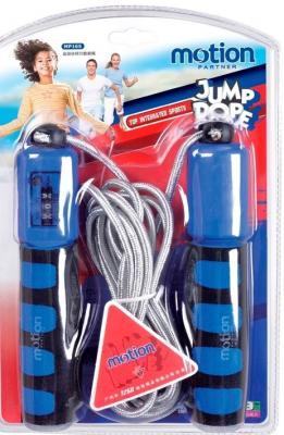 Скакалка Motion Partner MP165 (синий)