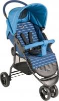 Детская прогулочная коляска Happy Baby Ultima (морской) -