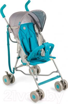 Детская прогулочная коляска Happy Baby Twiggy (морской)