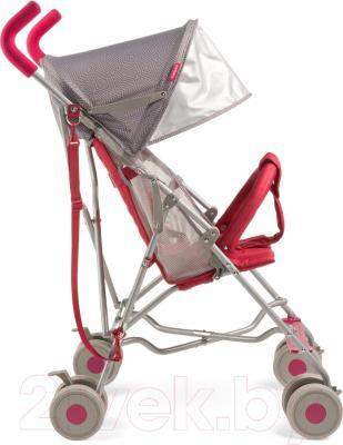 Детская прогулочная коляска Happy Baby Twiggy (красный)