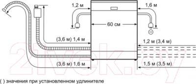 Посудомоечная машина Bosch SMV87TX00R