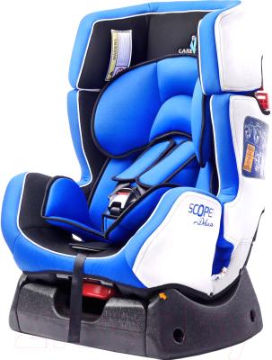 Автокресло Caretero Scope Deluxe (синий)