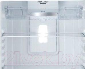 Холодильник с морозильником Daewoo FGK56EFG