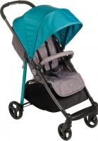 Детская прогулочная коляска Happy Baby Crossby (морской) -