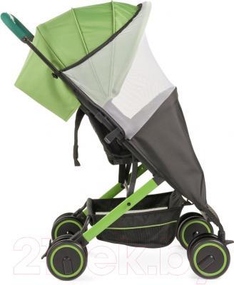 Детская прогулочная коляска Happy Baby Jetta (зеленый)