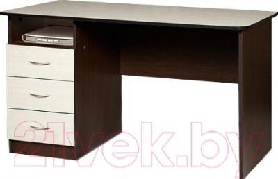 Письменный стол Мебель-Класс Альянс (венге/дуб молочный)