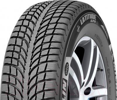 Зимняя шина Michelin Latitude Alpin LA2 255/60R17 110H