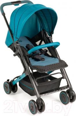 Детская прогулочная коляска Happy Baby Jetta (морской)