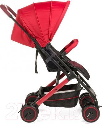 Детская прогулочная коляска Happy Baby Jetta (вишневый)