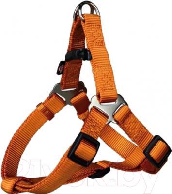 Шлея Trixie Premium Harness 20449 (S, медно-оранжевый)