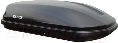 Автобокс Lux 600 440L 694982 (черный матовый)