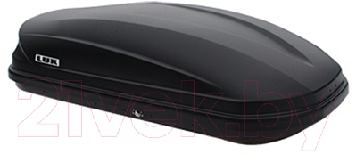 Автобокс Lux 735 450L 841856 (черный матовый)
