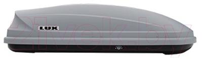 Автобокс Lux 735 450L 841870 (серый матовый)