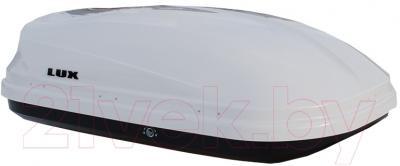 Автобокс Lux 390 360L 841849 (белый глянец)