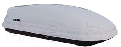 Автобокс Lux 735 450L 841894 (белый глянец)