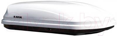 Автобокс Lux 600 440L 697136 (белый глянец)