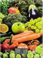 Кухонные весы Scarlett SC-KS57P11 (фрукты/овощи) -