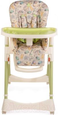 Стульчик для кормления Happy Baby Kevin V2 (зеленый)