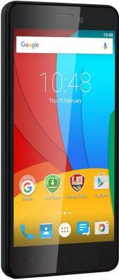 Смартфон Prestigio Wize P3 3508 / PSP3508DUO (черный)