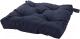 Подушка на стул Ikea Малинда 202.027.47 (синий) -