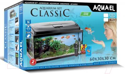 Аквариумный набор Aquael Set Classic 110072