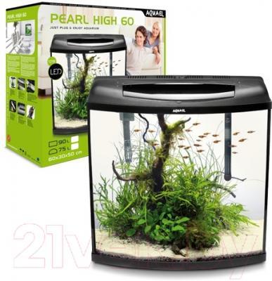 Аквариумный набор Aquael Set Pearl High 113277