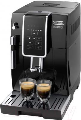 Кофемашина DeLonghi Dinamica ECAM350.15.B