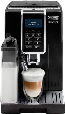 Кофемашина DeLonghi Dinamica ECAM350.55.B