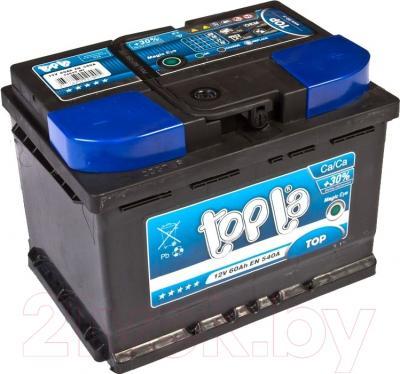 Автомобильный аккумулятор Topla Top 540 (60 А/ч)